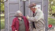 Смях! Възрастна двойка, но млада и палава по дух - Скрита камера