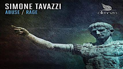 Simone Tavazzi - Rage (original Mix) [alleanza]