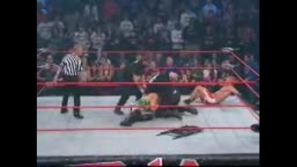 Rob Van Dam vs. Jeff Jarrett