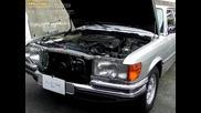 Mercedes 450sel 6.9 W116