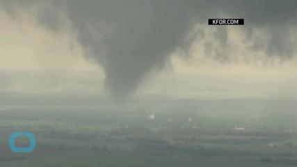 Central US Bracing Biblical Storms