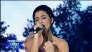 Християна Лоизу - Memory - X Factor Live (11.01.2016)