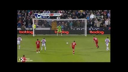 Уест Бромич 0-2 Ливърпул
