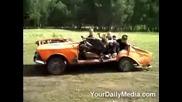 Pimp My Ride Пич Оправи Ми Колата В Русия