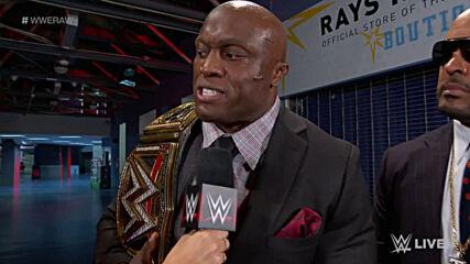 Bobby Lashley plans to march into WrestleMania as WWE Champion: Raw, Mar. 8, 2021