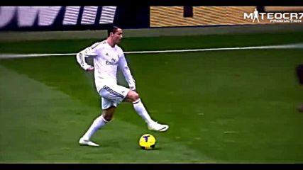 Cristiano Ronaldo- Hardworker