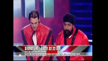 Signature - Semi Final Britains Got Talent