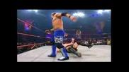 T N A Against All Odds 2010 - Aj Styles vs Samoa Joe (част 1)
