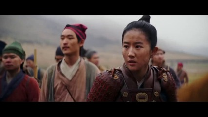 Мулан / Mulan - Трейлър 2 (дублиран)