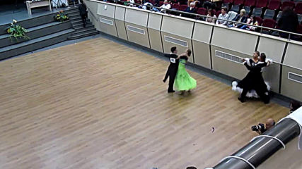 Спортни танци - Купа България, Русе 2019/3