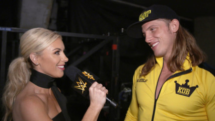Matt Riddle on getting the quickest victory in NXT history: WWE.com Exclusive, Nov. 17, 2018