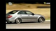 Top.gear.02.08 - Mercedes C 63 Amg vs. Bmw M3 vs. Audi Rs4 (част 2 ) + Bg Аудио