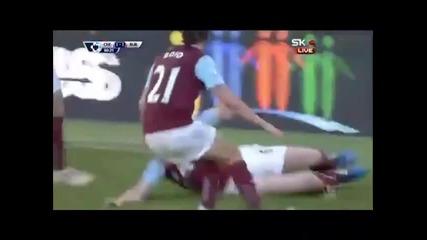 21.2.2015 Челси-бърнли 1-1 Премиършип