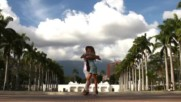 Kizomba Fusion in Caracas, Venezuela - Kristofer Menck & Kissie Perez