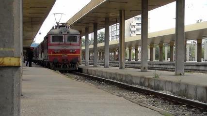 44 185 с влака за София...