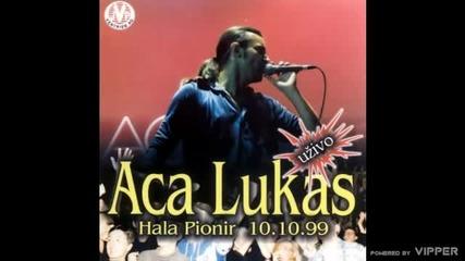 Aca Lukas - Kuda idu ljudi kao ja - (audio) - Live Hala Pionir - 1999 JVP Vertrieb