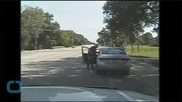 Dashcam Shows Confrontational Texas Traffic Stop