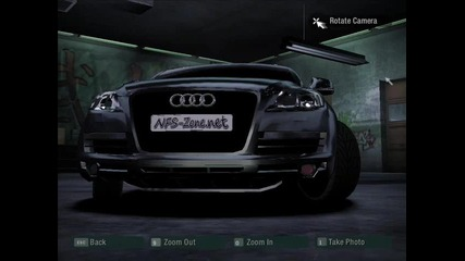 [audi Q7 в Need For Speed .:carbon:.]