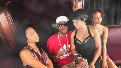 Lil Man ft. T. Cash- Big Bootie (official Video)