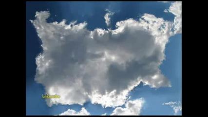 Неверoятно! Облак приличащ на България