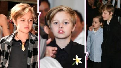 Дъщерята на Анджелина Джоли ще става момче! Започна терапията, ето какво ѝ предстои!