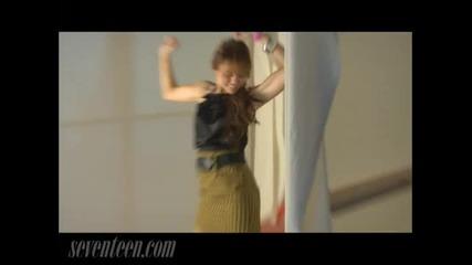 Miley Cyrus - Seventeen Cover Cam