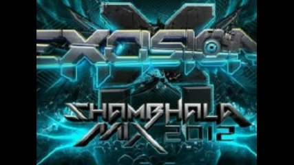 Excision - Shambala Mix 2012 (part 3)