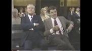 Mr. Bean Goes To Church