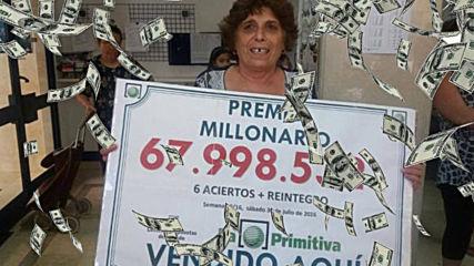 Българка спечели 68 млн.евро