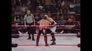The Angle Aliance V. Christian Cage, Samoa Joe & Kevin Nash