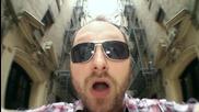 Превод! Текст! Ph Electro - Englishman in New york ( H D )