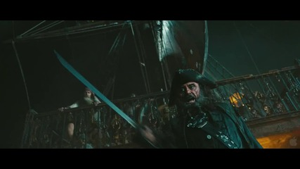 Pirates of the Caribbean: On Stranger Tides Hd trailer