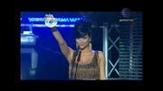 Преслава пее Йо - Йо (9 годишни музикални награди на телевизия Планета)