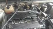 Първо палене Ровер 200 Т16 турбо
