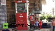 Голяма опашка за храна и гориво в Сана заради конфликта
