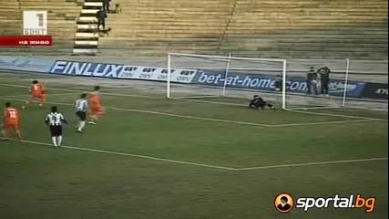 Локомотив Пд - Литекс 2-1 (27.11.2011)