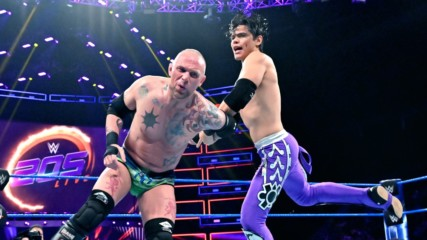 Humberto Carrillo vs. Rob Rollenbeck: WWE 205 Live, June 25, 2019