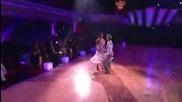 Nicole Scherzinger & Derek Hough - Viennese Waltz