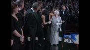 Редица знаменитости от музикалната сцена пяха за кралицата в Ройъл Албърт Хол