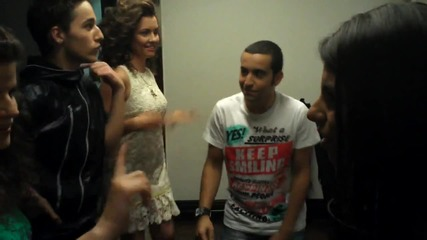 Неизлъчвано The Voice B G Печената Дивна, Печенката , Рафи и Богомил Танцуват и Пеят 100% Смях