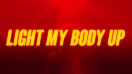 David Guetta - Light My Body Up feat. Nicki Minaj & Lil Wayne ( Lyric Video )