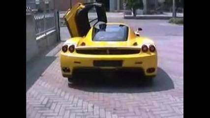 Ferrari Enzo - Звук