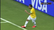 Италия 2:4 Бразилия ( 22.06.2013 )