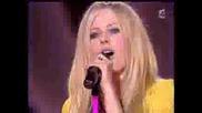 Avril Lavigne Cover Blink 182