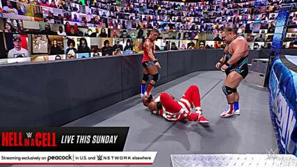 Otis beats down Angelo Dawkins: SmackDown, June 18, 2021