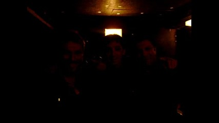 Miro,  Dj Lion и Тони Стораро @ studio sin sity