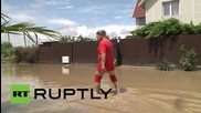 Russia: Sochi tries to go back to normal after devastating floods