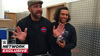 Noam Dar sees Nathan Frazer as an easy win: WWE Network Exclusive, May 6, 2021