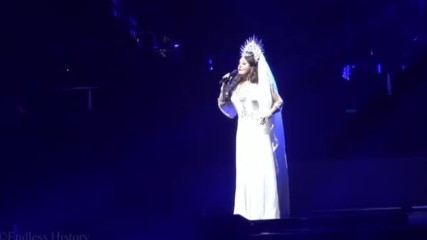 Sarah Brightman - Silent Night - Royal Christmas Gala Live in St. Petersbug - 28.11.2017