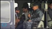 Mexico Drug Kingpin 'Chapo' Guzman Escapes Prison in Tunnel